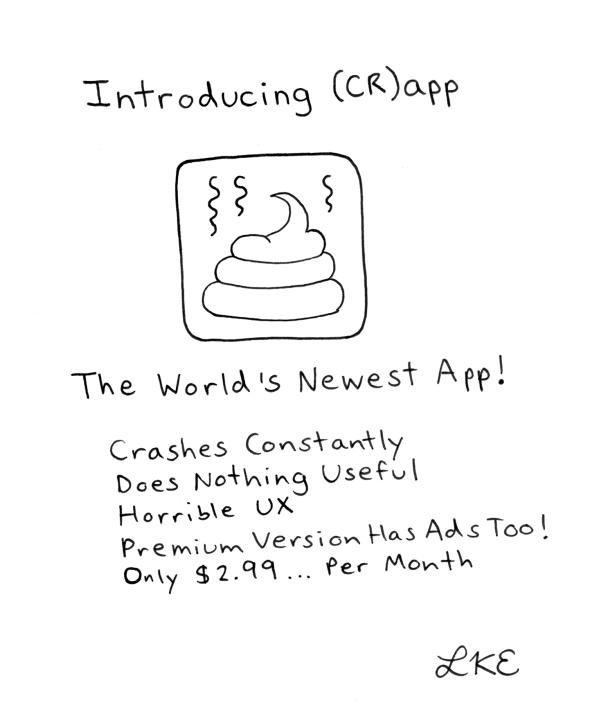 Crap-App-Edits